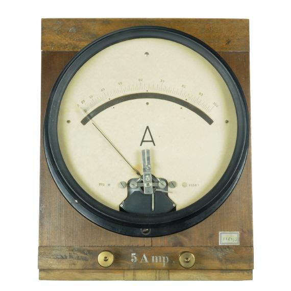 Gossen amperemeter